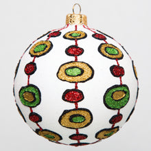 THOMAS GLENN GREEN EGGS & HAM ORNAMENT