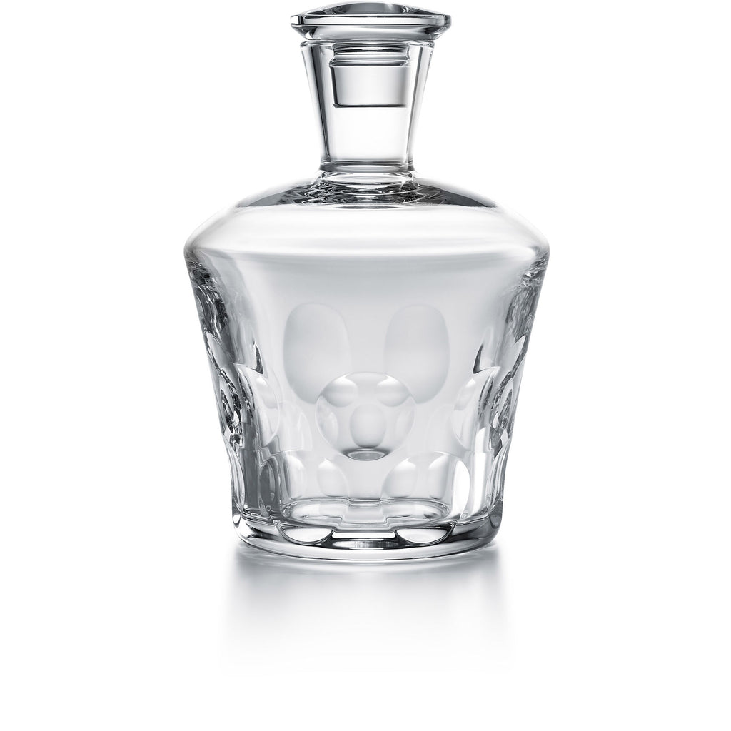 BACCARAT BELUGA WHISKEY DECANTER