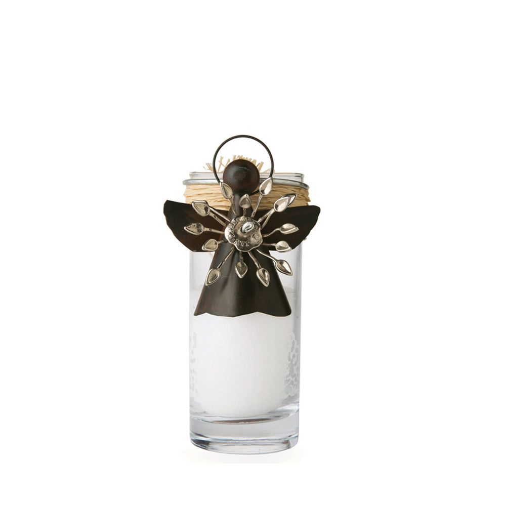 JAN BARBOGLIO ADELITA FLOWER BLESSING CANDLE