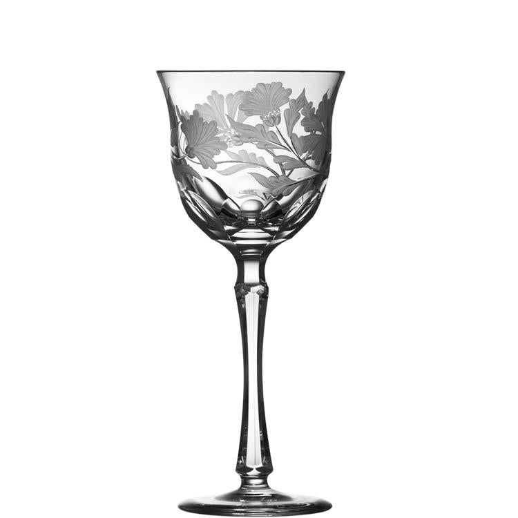 VARGA CRYSTAL DERBY PANEL WINE GLASS