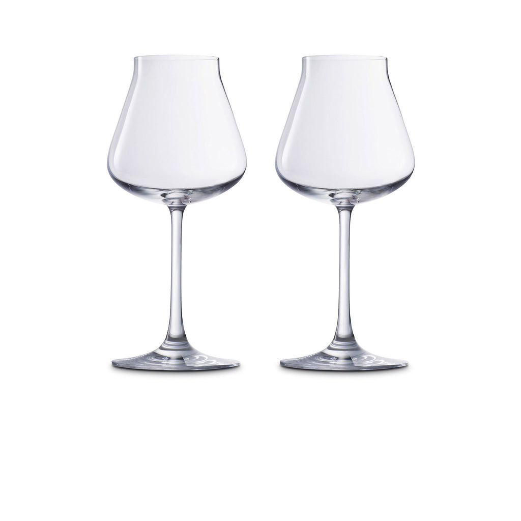 BACCARAT CHATEAU BACCARAT RED WINE, SET OF 2