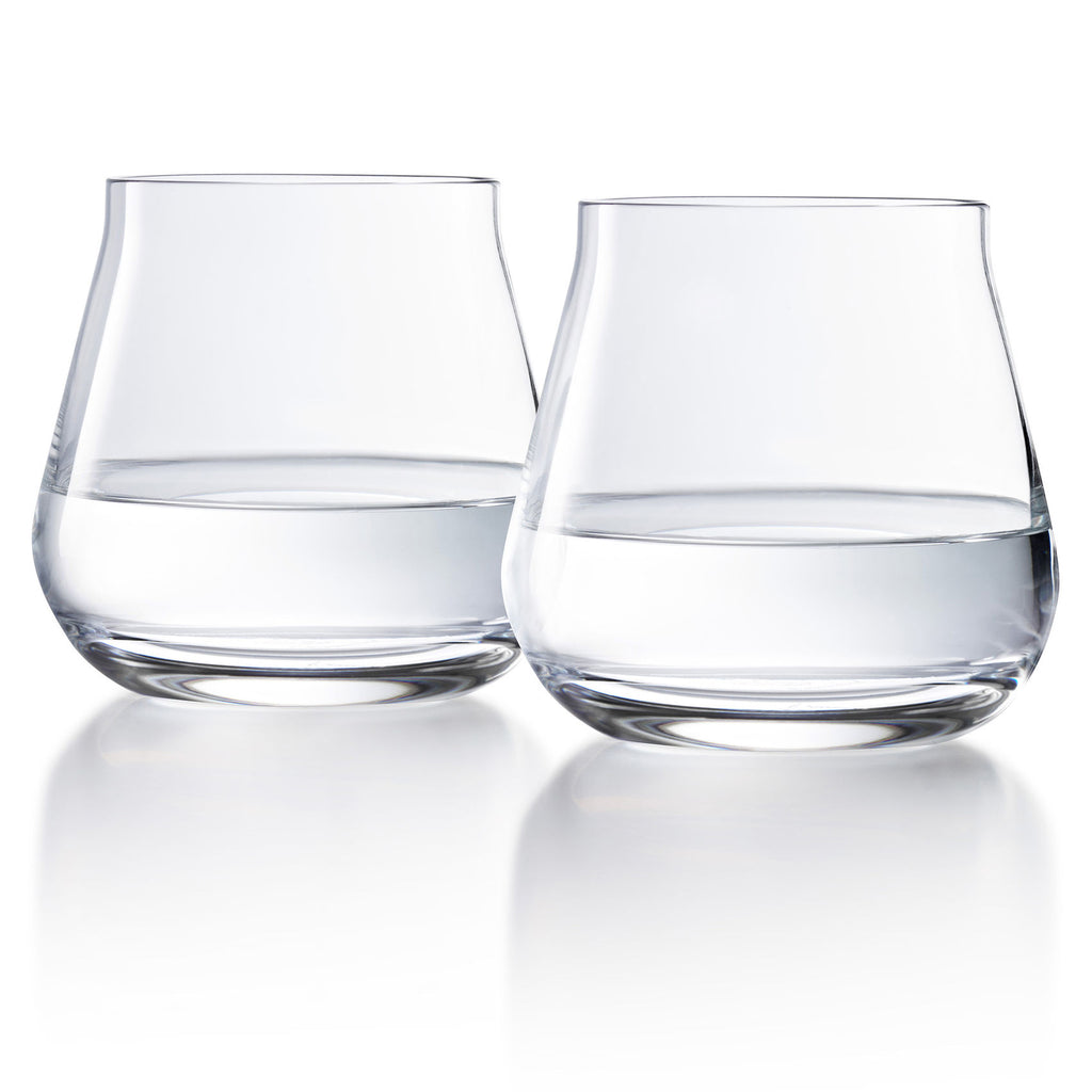BACCARAT CHATEAU BACCARAT TUMBLER #2, SET OF 2
