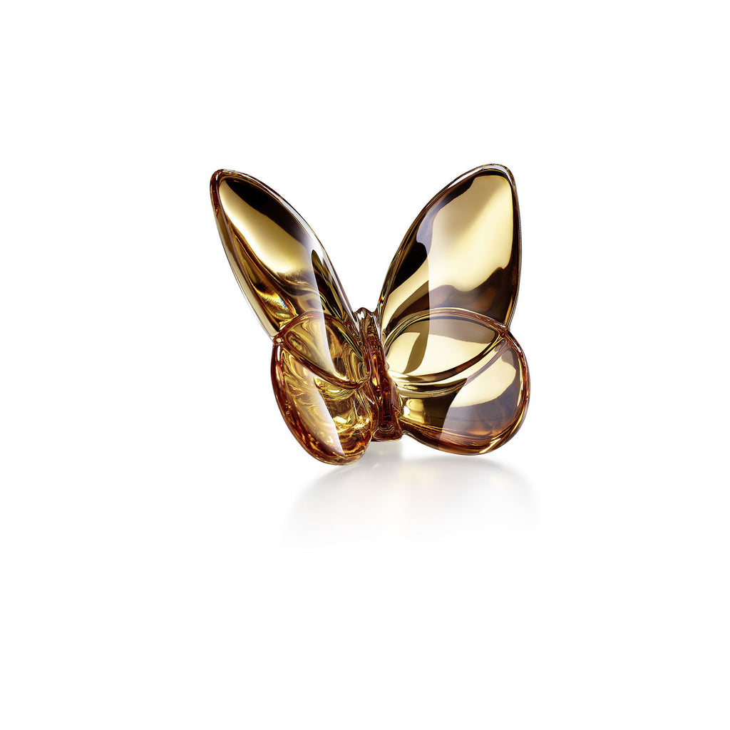 BACCARAT PAPILLION LUCKY BUTTERFLY, GOLD