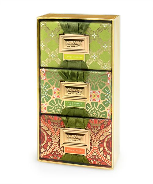 AGRARIA CITRUS BATH BAR COLLECTION