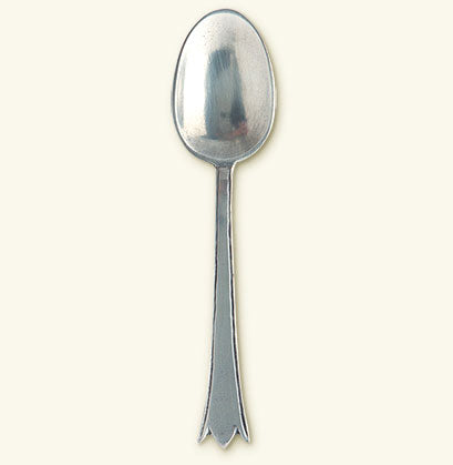 MATCH  PEWTER LARGE CROWN SPOON