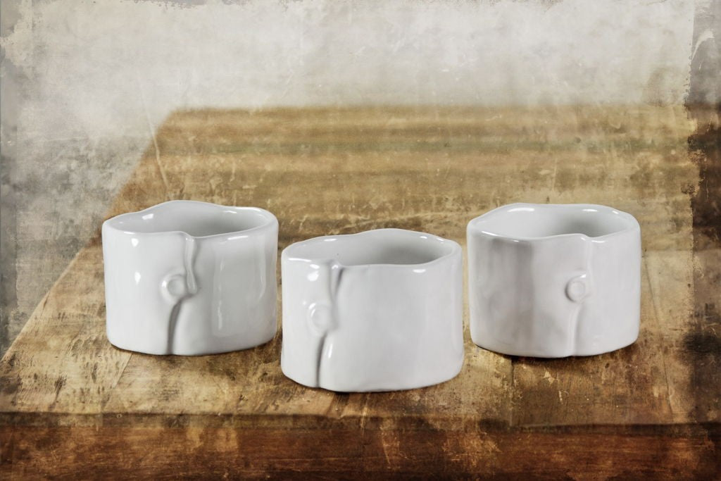 "MONTES DOGGETT RAMEKIN, SET OF 3, NO. ""TWO HUNDRED FORTY ONE"""