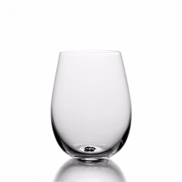 SIMON PEARCE HAMPTON STEMLESS TUMBLER