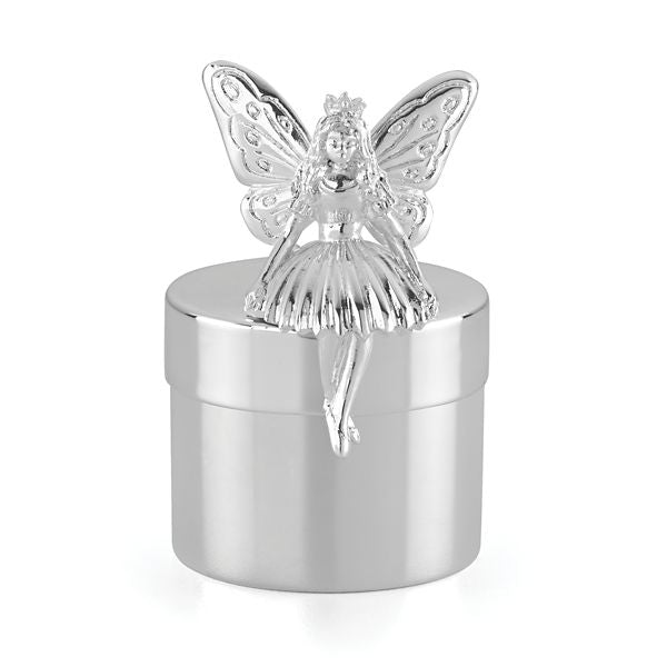 REED & BARTON FAIRY PRINCESS TOOTH FAIRY BOX