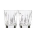 REED & BARTON SOHO SHOT GLASS, SET OF 2