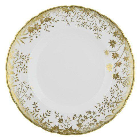 ROYAL CROWN DERBY ARBORETUM DINNER PLATE