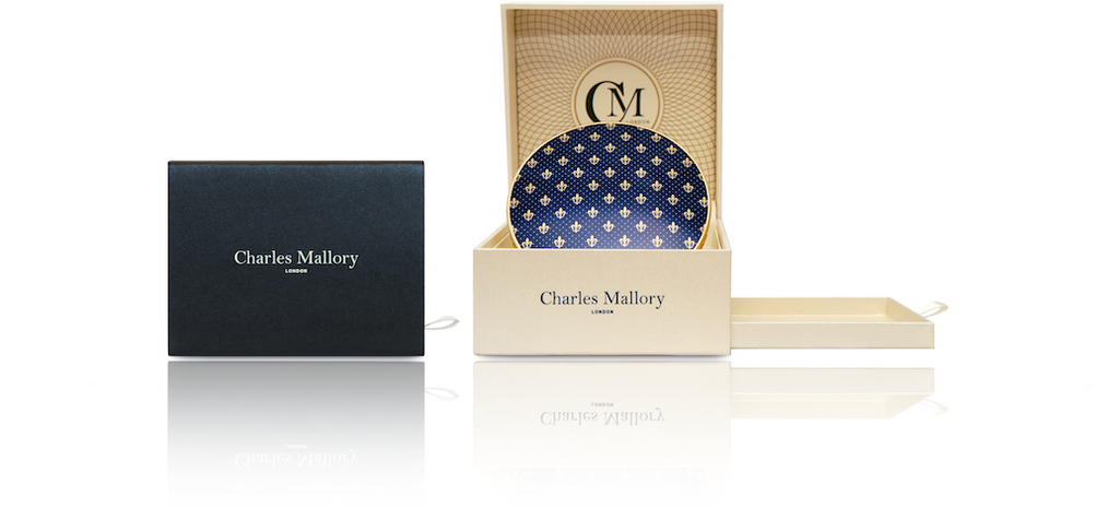 CHARLES MALLORY ASSORTED POWDER COMPACTS