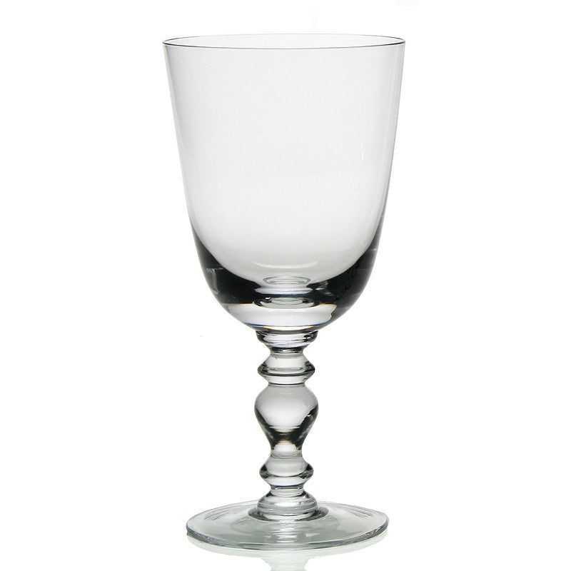 WILLIAM YEOWARD COUNTRY CLEAR FANNY GOBLET