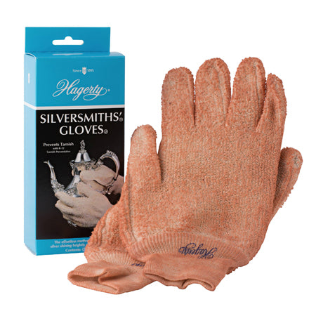 HAGERTY SILVERSMITH'S POLISHING GLOVES