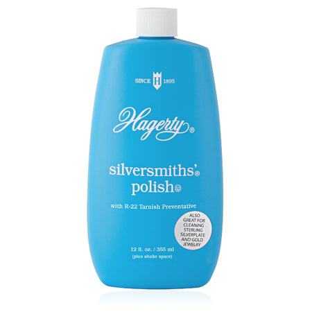 HAGERTY SILVERSMITH'S POLISH, 12OZ.
