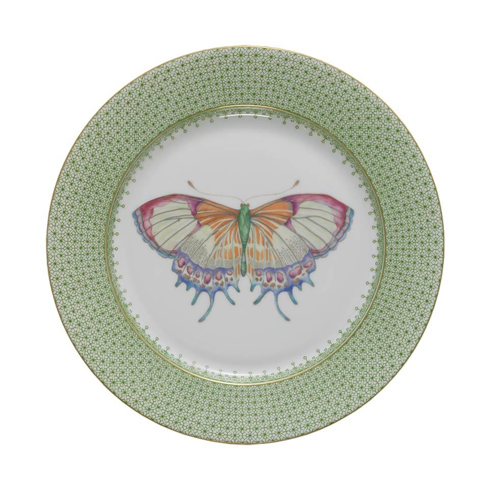 MOTTAHEDEH APPLE LACE DESSERT PLATE