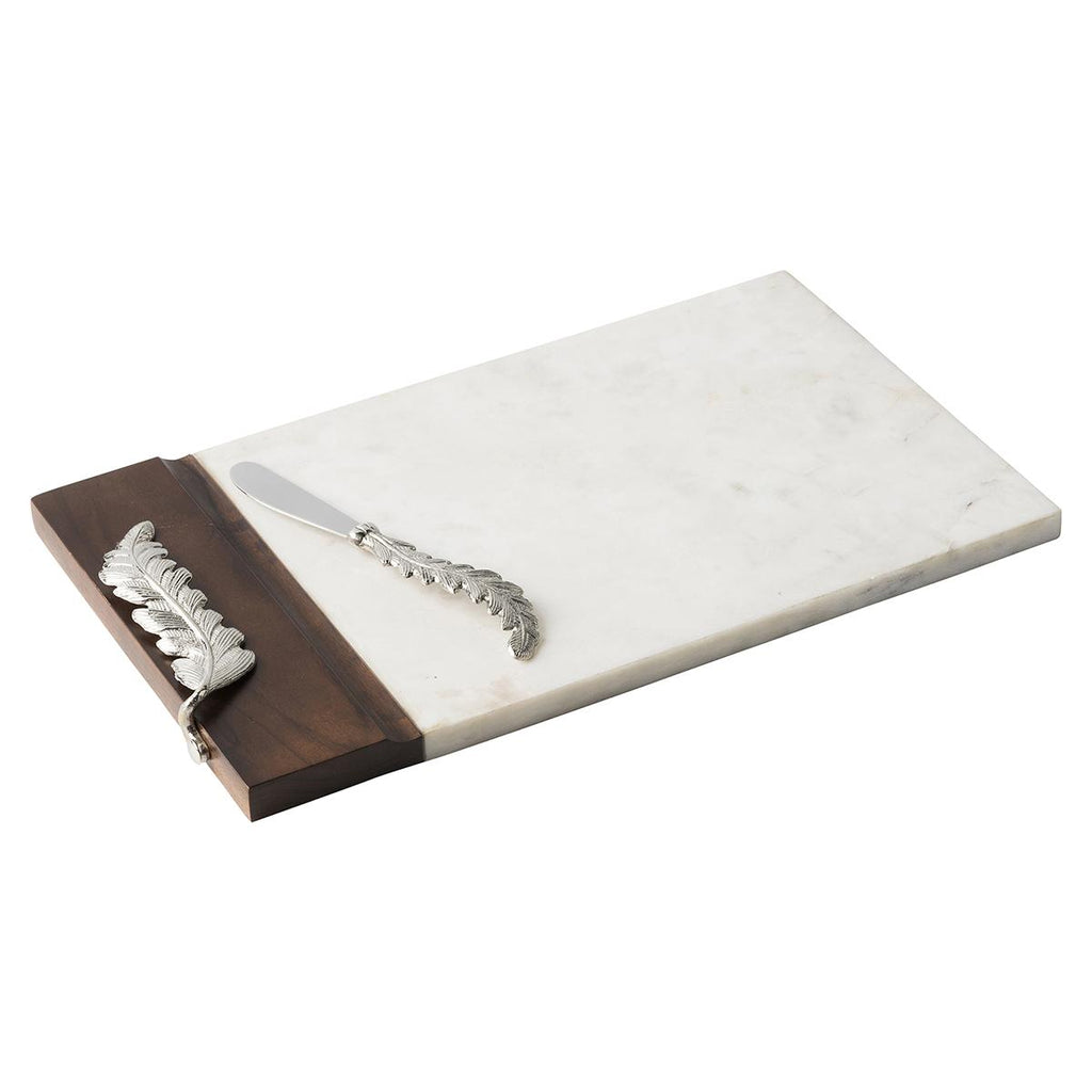 JULISKA MERRIAM SERVING BOARD & SPREADER