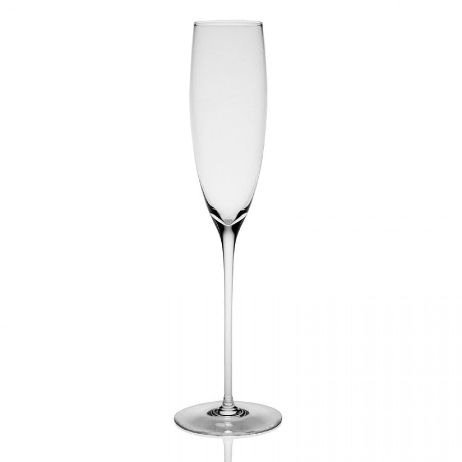WILLIAM YEOWARD CRYSTAL OLYMPIA CHAMPAGNE FLUTE