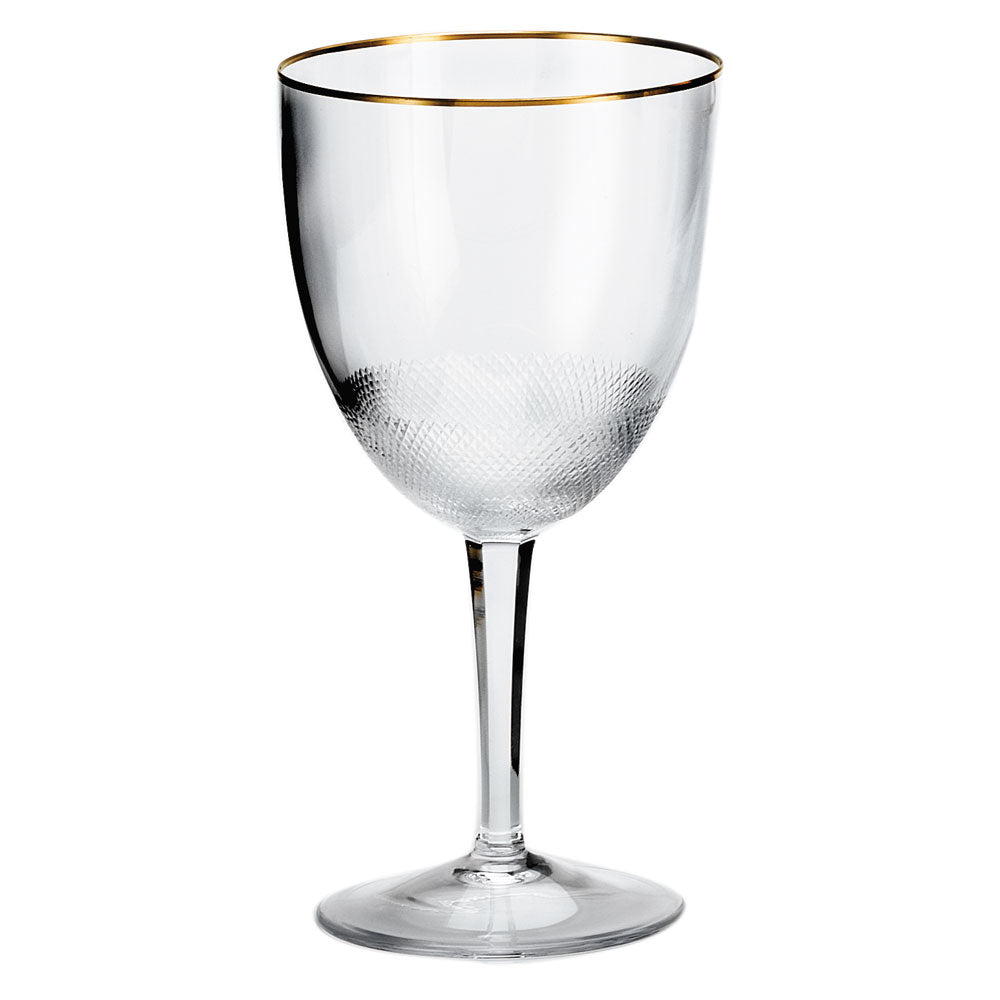 MOSER CRYSTAL ROYAL GOBLET