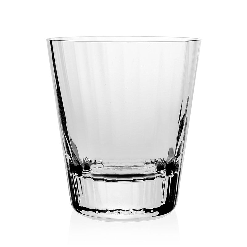WILLIAM YEOWARD AMERICAN BAR CORINNE TUMBLER DOUBLE OLD FASHIONED, SET OF 2