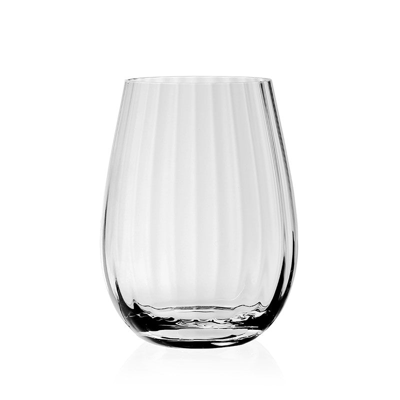 WILLIAM YEOWARD AMERICAN BAR CORINNE SMALL WINE TUMBLERS, SET OF 2