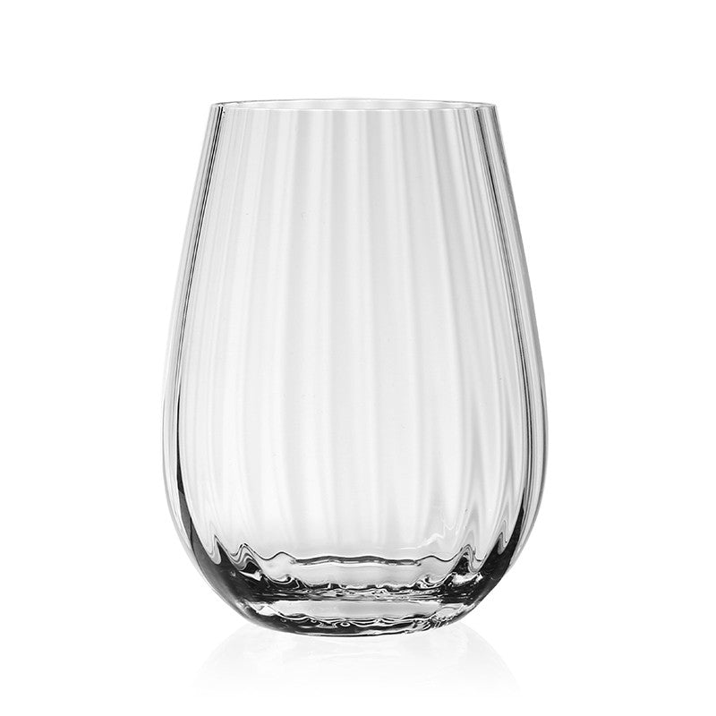 WILLIAM YEOWARD AMERICAN BAR CORINNE LARGE WINE TUMBLER, SET OF 2
