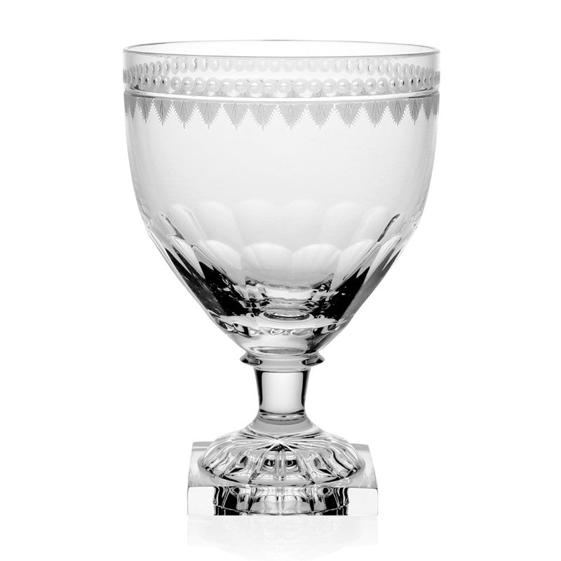 WILLIAM YEOWARD CRYSTAL FLAVIA GOBLET