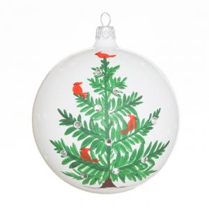 VIETRI LASTRA HOLIDAY ORNAMENT