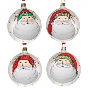 VIETRI OLD ST. NICK ORNAMENT