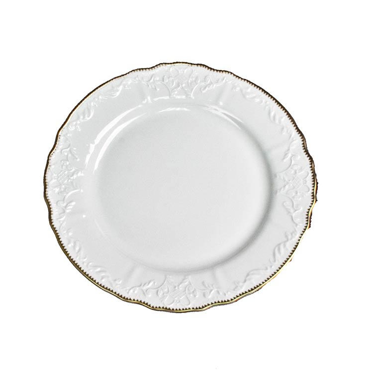 Anna Weatherley Simply Anna Gold Dinner Plate