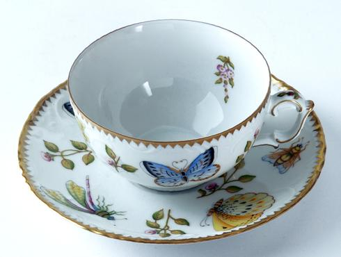 Anna Weatherley Spring in Budapest Cup & Saucer