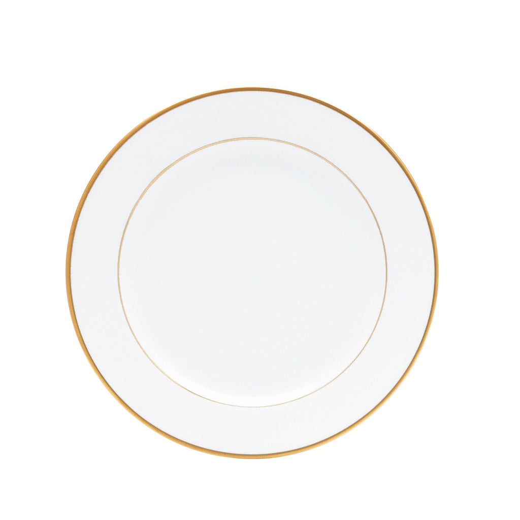 Bernardaud Palmyre Gold Bread & Butter Plate
