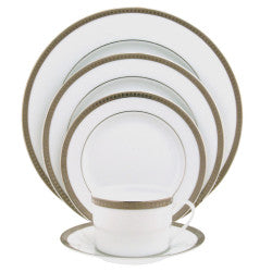 Christofle Malmaison Platinum Bread & Butter Plate