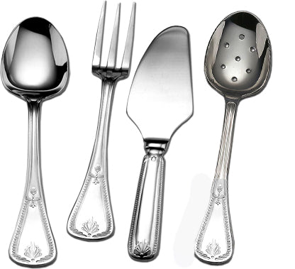 Couzon Consul 4pc. Hostess Set, Stainless
