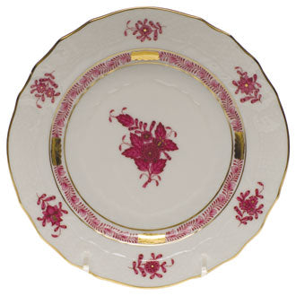 Herend Chinese Bouquet Raspberry Bread and Butter Plate