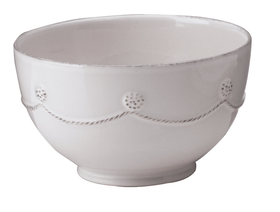 Juliska Berry and Thread White Cereal Bowl
