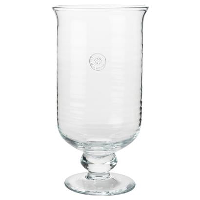 Juliska Berry & Thread Glass Hurricane, Large