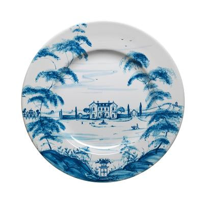 Juliska Country Estate Delft Blue Dinner Plate