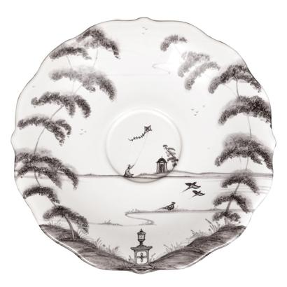 Juliska Country Estate Flint Saucer