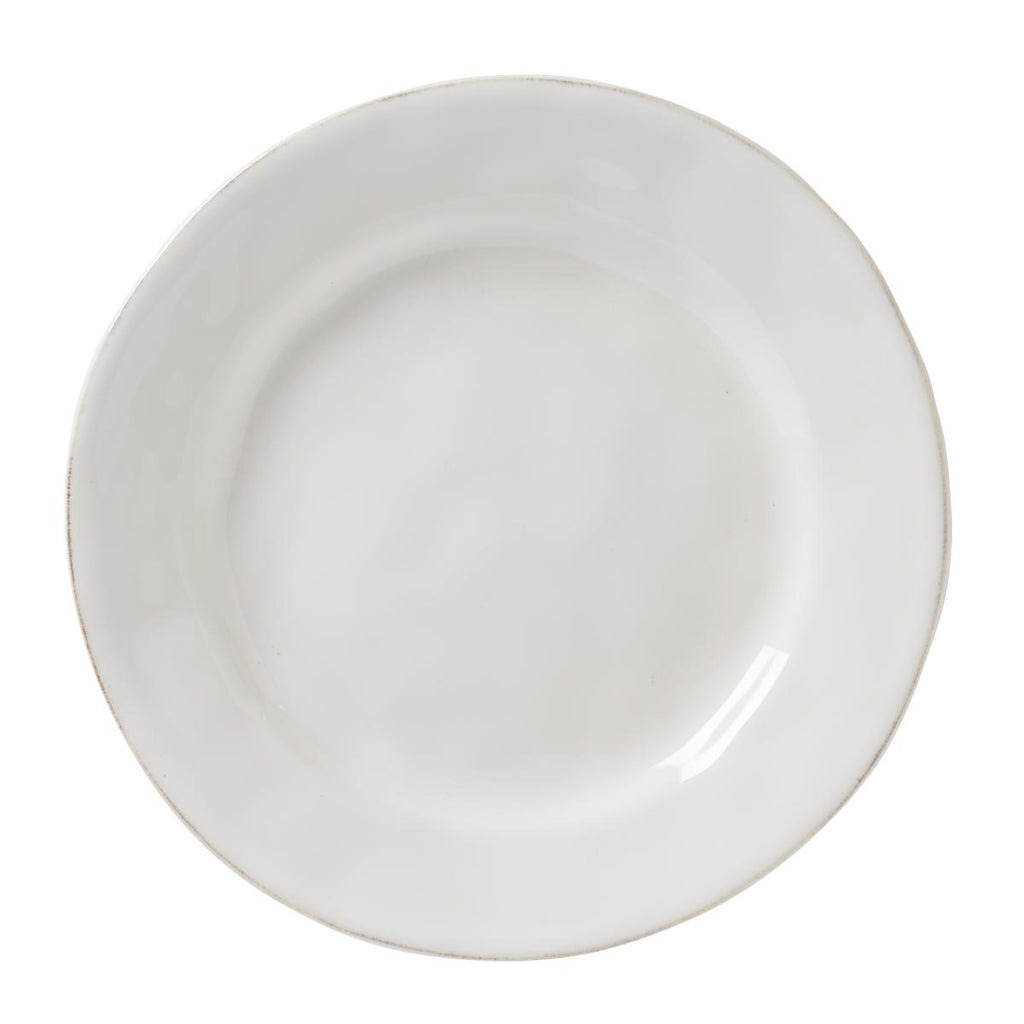 Juliska Puro Whitewash Salad Plate