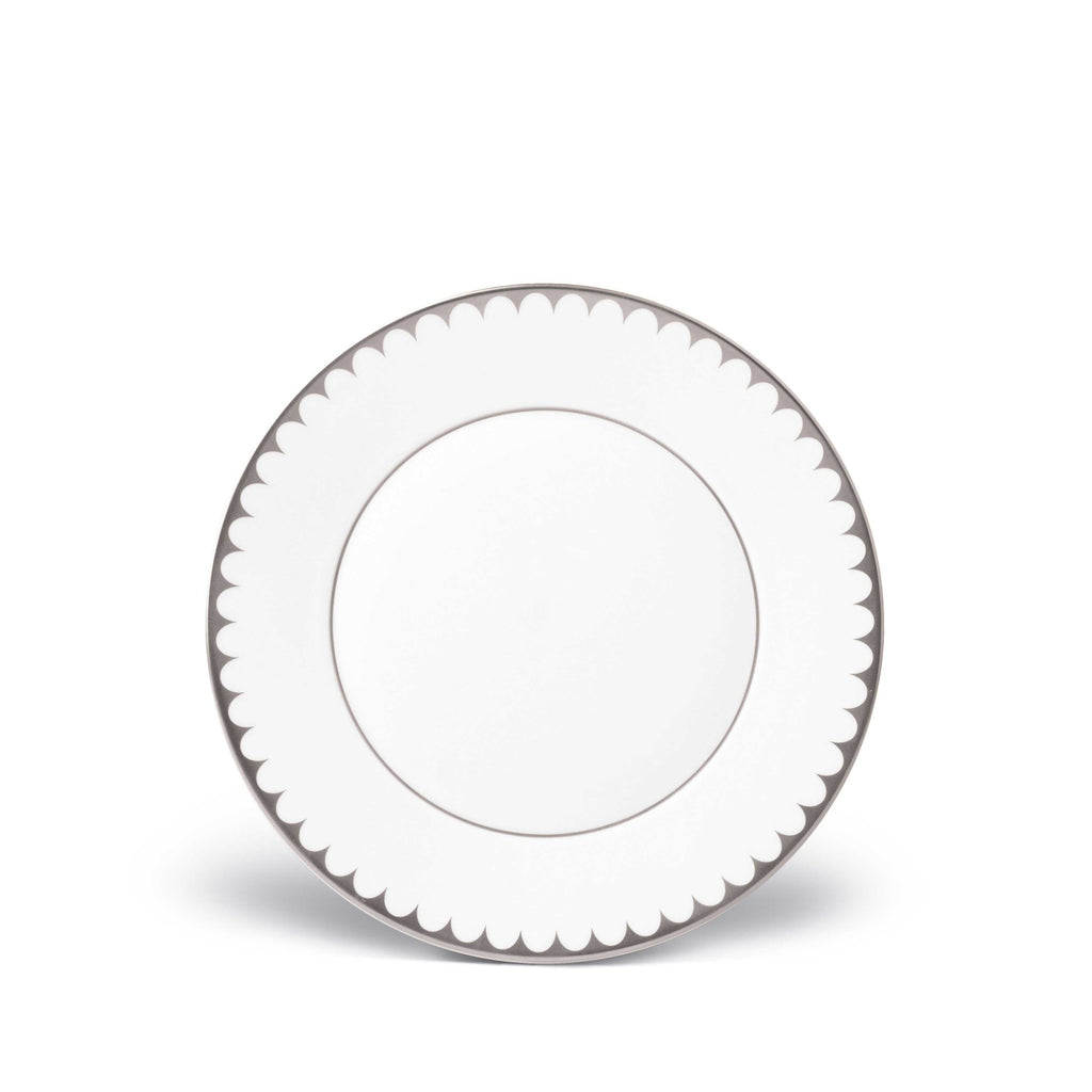 L'Object Aegean Filet Platinum Salad/Dessert Plate