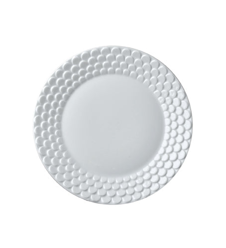 L'Objet Aegean White Bread and Butter Plate
