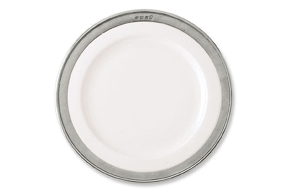 Match Pewter Convivio Dinner Plate