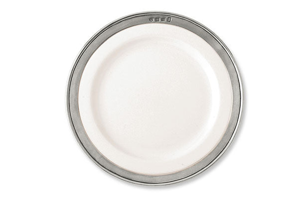 Match Pewter Convivio Salad Plate