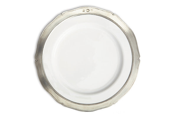 Match Pewter Viviana Salad Plate