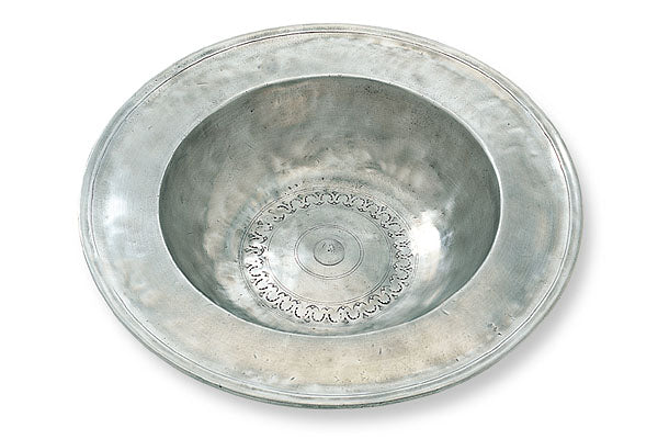 Match Pewter Wide Rimmed Bowl