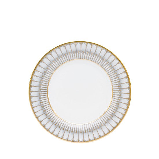 Phillippe Deshoulieres Arcade Grey Salads Plate