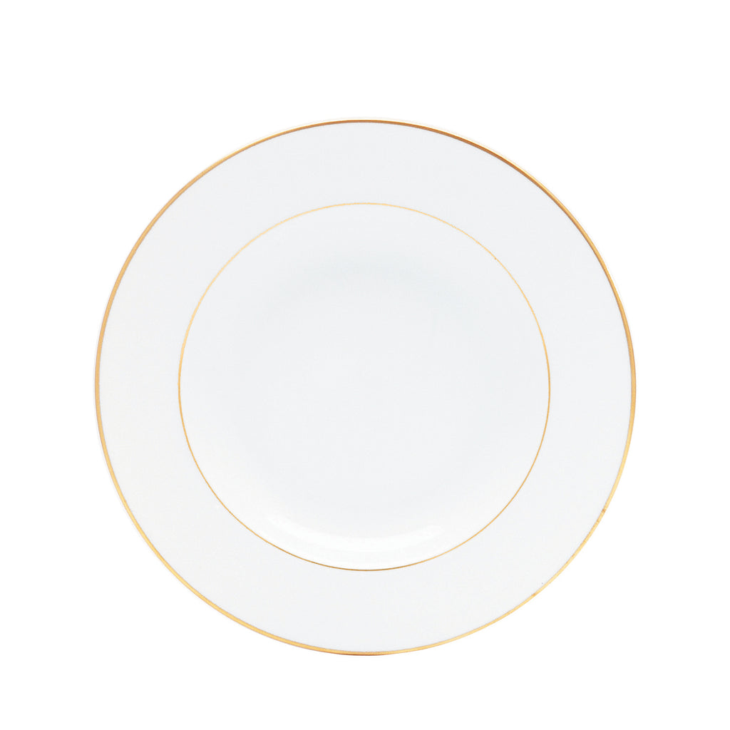 Bernardaud Palmyre Gold Dinner Plate
