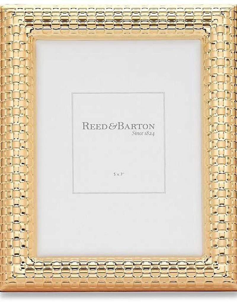 Reed & Barton Watchband 5*7 Frame