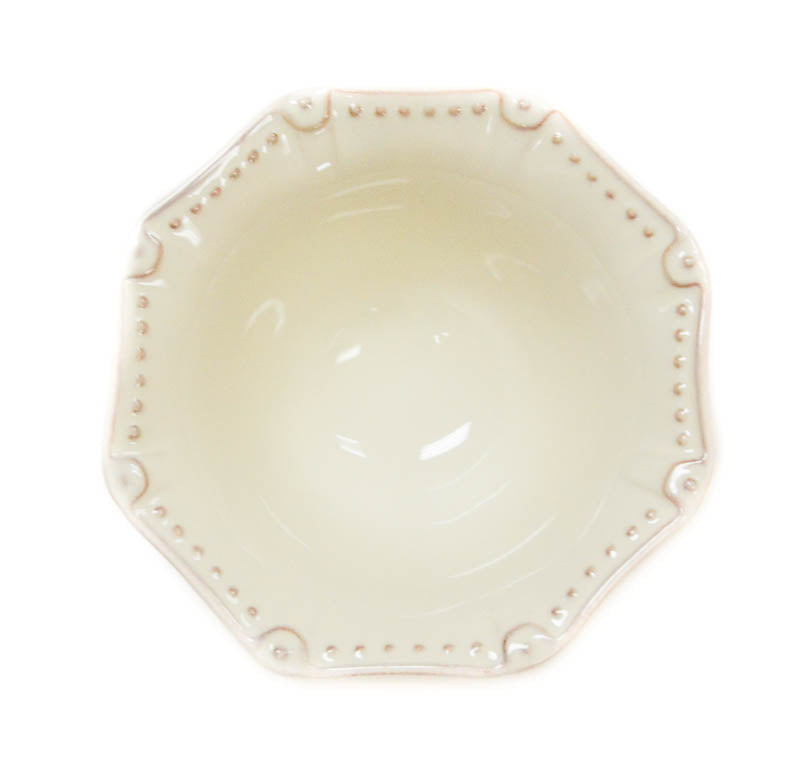 Skyros Designs Isabella Ivory Berry Bowl