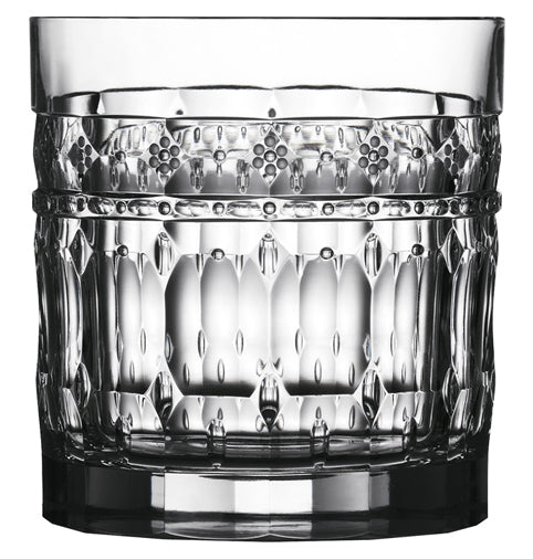 Varga Crystal Barcelona Clear Double Old Fashioned